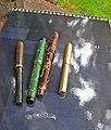 Vintage fountain pens (3054483813).jpg