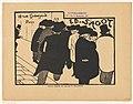 Visitekaartje van prenthandelaar Edmond Sagot te Parijs, RP-P-2015-26-522.jpg