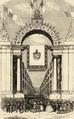 Vista da rua do Ouro, por ocasião do consórcio real (1858).png