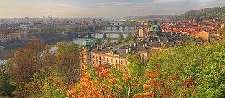 Má vlast - The Vltava in Prague
