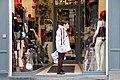 """Vitrines de la boutique """"Au Bas de Nessines"""" à Mons -140305- fr.jpg"""
