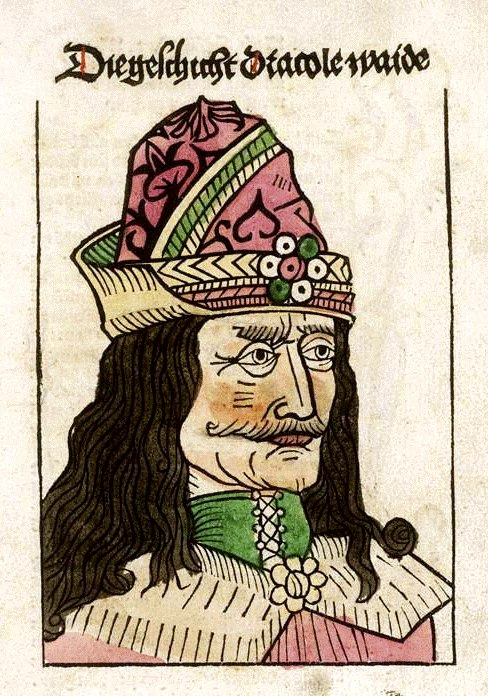 Vlad Tepes - Blatt 2