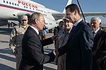 Vladimir Putin visited Khmeimim Air Base in Syria (2017-12-11) 37.jpg