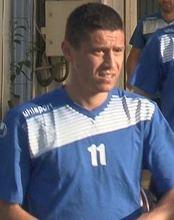Vladislav Romanov Bulgarian footballer