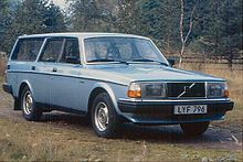 European Spec 1981 82 245 GL Scandinavia 84