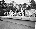 Vondelparkfeesten 1963 geopend met een voorstelling van Het Nationale Ballet o, Bestanddeelnr 915-2219.jpg