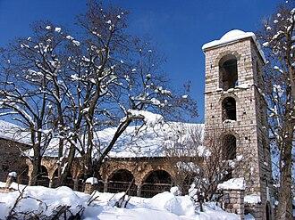 Moscopole - Church of Saint Nicholas