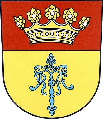 Vranov (Brno-Country District) - Image: Vranov znak