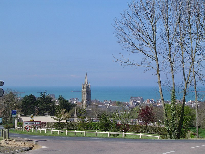 File:Vue arromanches.JPG