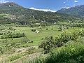 Vue depuis Les Rochassons 857 m (Embrun).jpg