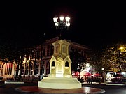 Wanganui Watt Fountain
