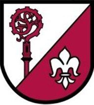 Beuren, Trier-Saarburg - Image: Wappen Beuren Hochwald