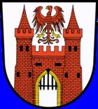 Das Wappen von Biesenthal