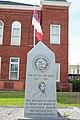 War Between the States memorial, Nashville, GA, US.jpg