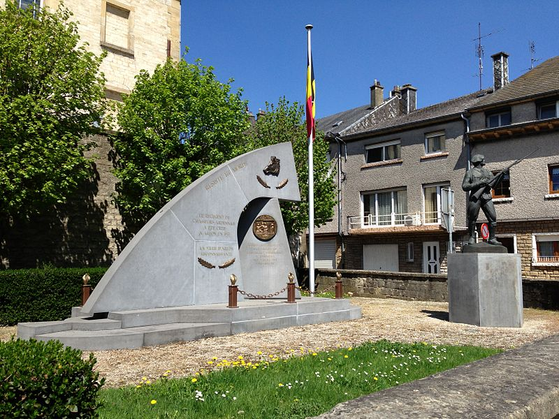 War Memorial Arlon