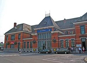 Arrondissement of Waremme - Waremme Railway Station