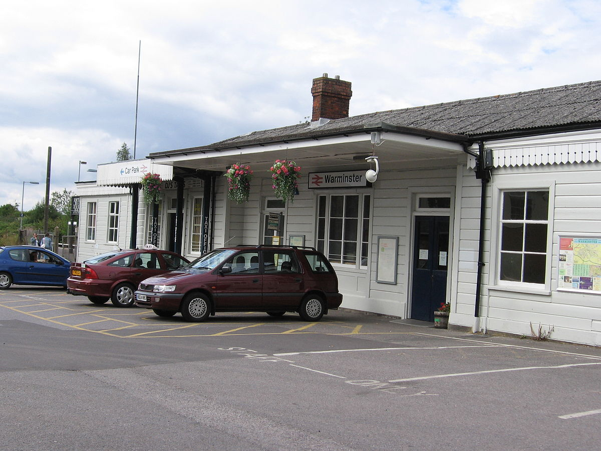 Warminster Railway Station Wikipedia