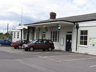 Warminster railway station