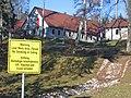 Warning, Lead Work Area, Poison, bleihaltiger Arbeitsbereich (inzwischen ist der Zugang gesperrt) - panoramio.jpg