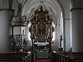 Warstein, Alte Kirche St. Pankratius 03-Interior.JPG