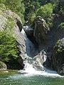 "Waterfall Suchurum, Karlovo, Bulgaria, Водопад ""Сучурум"", гр. Карлово, България 2012.JPG"