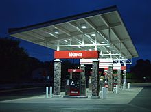 Wawa station in Montgomery County, Pennsylvania.jpg