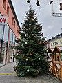 Weihnachtsbaum Hofer Weihnachtsmarkt 20191121 01.jpg