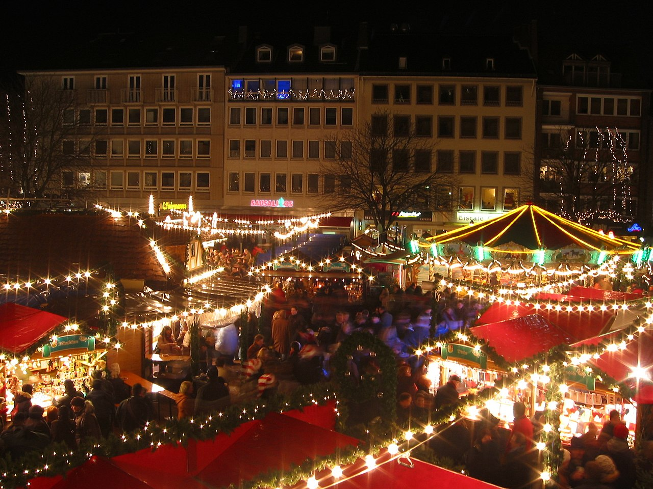 file weihnachtsmarkt aachen markt jpg wikimedia commons. Black Bedroom Furniture Sets. Home Design Ideas