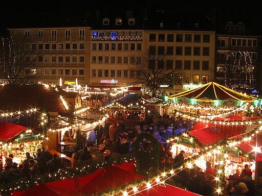 Weihnachtsmarkt Aachen (Markt)