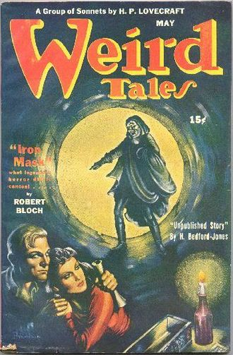 "The Lake (short story) - ""The Lake"" was originally published in the May 1944 issue of Weird Tales"