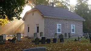 Welsh Tract Baptist Church - Welsh Tract Baptist Church, October 2012