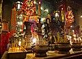 Wenwu Temple altar, Xianggang.jpg