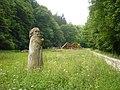 Werkstatt eines Skulpteurs in der Nähe von Garnbach.JPG