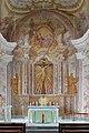 Wernberg Kloster Kirche Hochaltar Kruzifix 14112014 925.jpg
