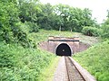 West Hoathly Tunnel on the Bluebell Railway - geograph.org.uk - 1395137.jpg