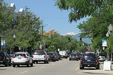 Main Street in Downtown Littleton