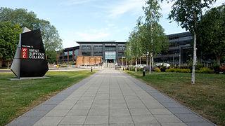 West Suffolk College Further education, higher education & apprenticeships school in Bury St Edmunds, Suffolk, England