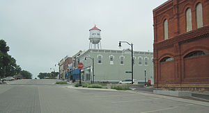 West Union, Iowa - Watertower.jpg