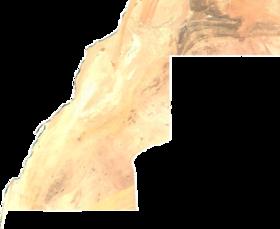 Géographie du Sahara occidental — Wikipédia