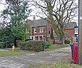 Westfield House, Westfield Road, Barton Upon Humber - geograph.org.uk - 1176273.jpg