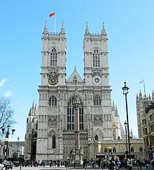 Westminster Abbey Wikipedia