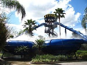 Wet 'n Wild Orlando - The Storm