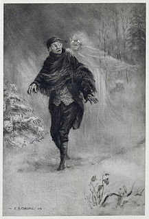 fictional character from Washington Irving