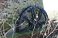 Wheel at Toft Monks Drainage Mill - geograph.org.uk - 658476.jpg