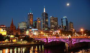 White Night festivals - White Night Melbourne (2013)