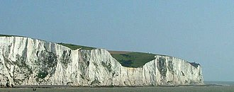 Albion - The White Cliffs of Dover may have given rise to the name Albion.
