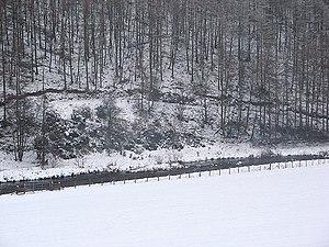 Whiteadder Water - Image: Whiteadder Water geograph.org.uk 337163