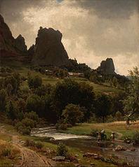 Summer Pastorale (View of Kallenfels)
