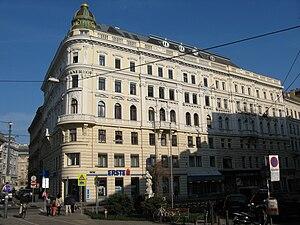 Carl Holzmann - Carl Holzmann: Paulanerhof, Vienna (1894)