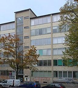Wiesenstraße in Berlin